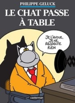 Le Chat ~ Le Chat passe à table