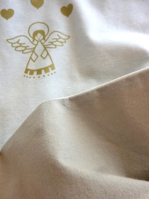 Un rideau d'anges!