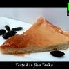 tarte à la fève tonka