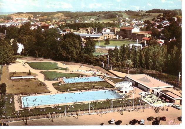 - 18 septembre 1968 - Inauguration de la piscine