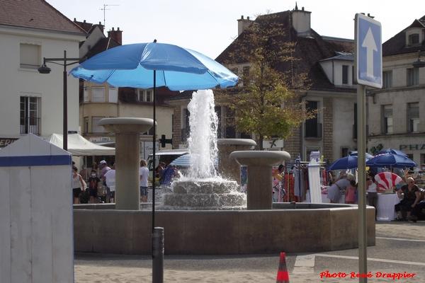 """""""Châtillon-Plage"""", vue par René Drappier...."""