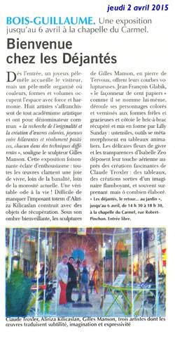 Retour de Bois-Guillaume - 76