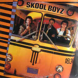 Skool Boyz - Same - Complete LP