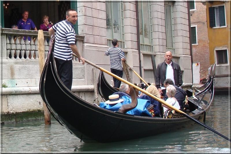 2 jours à Venise (7) : en gondole