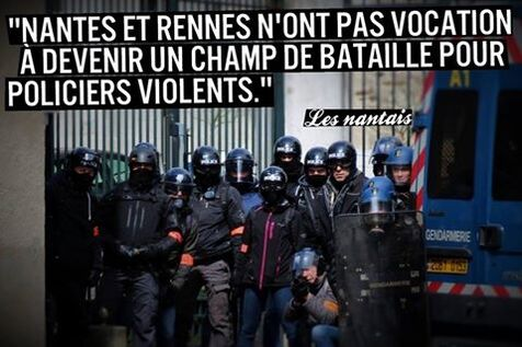 Photo de Nantes Révoltée.