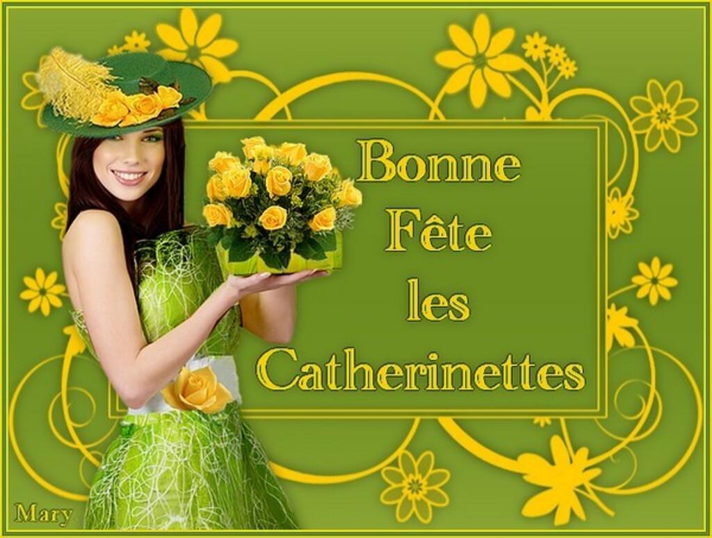 La Sainte Catherine et les Catherinettes