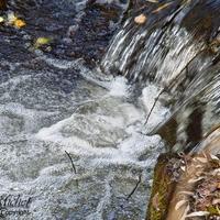 Petite cascade .