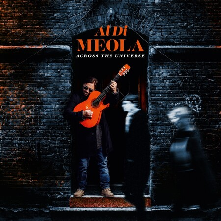 Hommage aux Beatles : All Di Meola - Across the universe (2020)