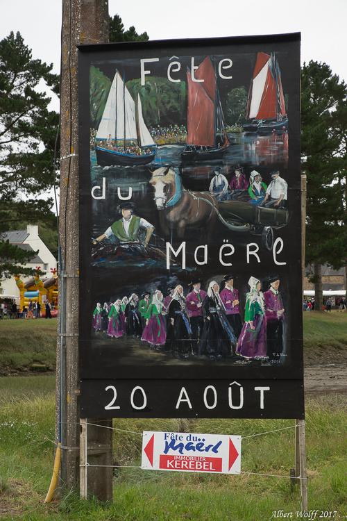 BAH 2017 : Pont Callec et la fête du Maërl.