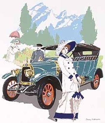 delaugère et clayette 1915