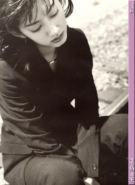 Model Collection : ( [KUNI Scan] - |vol.2| Aiko Sato/佐藤藍子 )