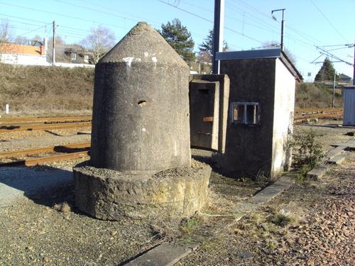 Un abri anti-aérien à Questembert