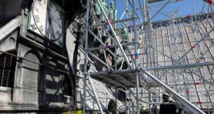Notre-Dame : les échafaudeurs livrent leur version des faits