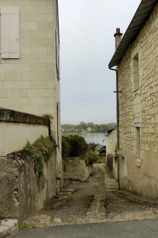 Blog en pause: Candes Saint Martin n°3.