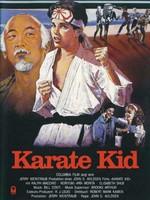 Karaté Kid affiche