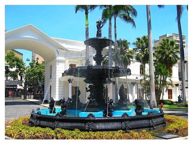 Blog de lisezmoi : Hello! Bienvenue sur mon blog!, Le Vénézuela : caracas