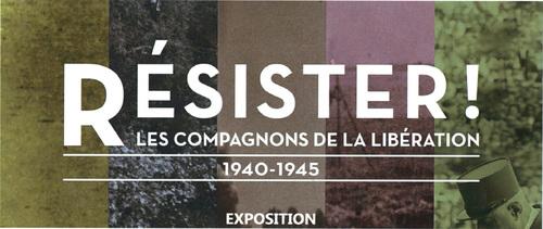 """Paris 9e  16- 19 Juin 2014 - Exposition : """"RESISTER ! Les compagnons de la libération"""" /Publication : """" Les Compagnons de l'Aube"""" (M.O.L)"""