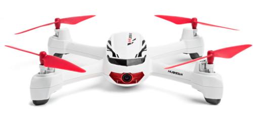 Hubsan X4 H502E y H502S con GPS