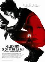 Affiche Millenium: ce qui ne me tue pas