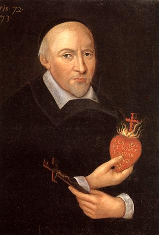 Saint Jean Eudes. Fondateur des Eudistes et de l'Institut Notre-Dame de Charité († 1680)