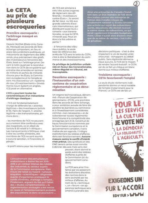 *INFOS sur le CETA Sisteron Salle Cassin Lundi 25 Juin 18H