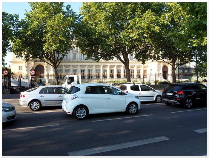 Photos de Paris. Du Musée d'Orsay au Petit Palais.