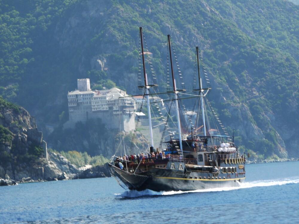 Monastères du mont Athos - Grèce