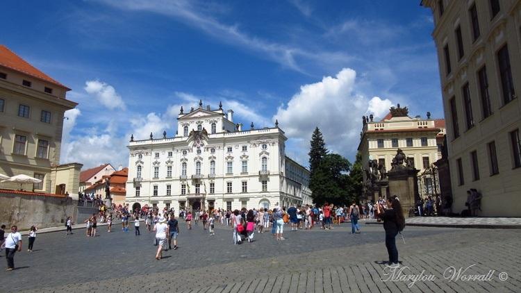 Prague : Place Royale