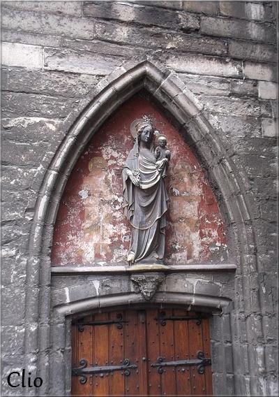 """Balade à Gand - La cathédrale Saint-Bavon et """"L'agneau mystique"""""""