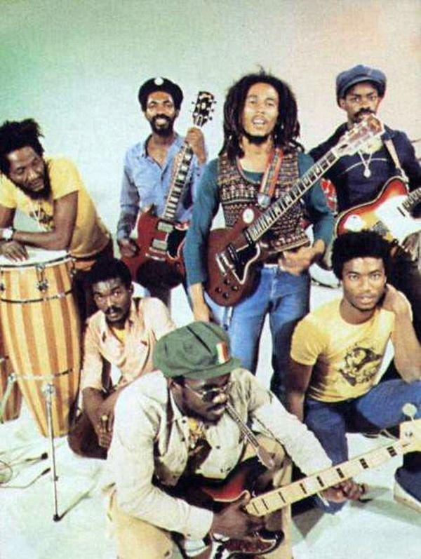 bob marley and the wailers. | Reggae bob marley, Bob marley, The wailers