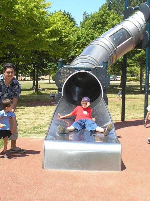 Au parc du Griffon