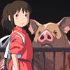 Icones Le voyage de Chihiro
