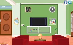 Jouer à Tiny puzzle room escape