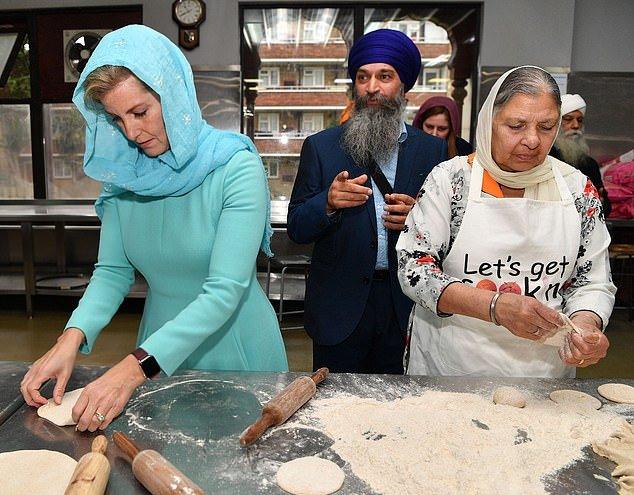 Chez les Sikhs