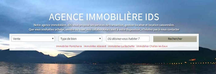 agence immobilière crolles