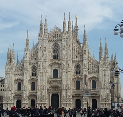 Journée à Milan