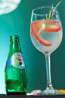 6 cocktails sans alcool à base d'eau pétillante