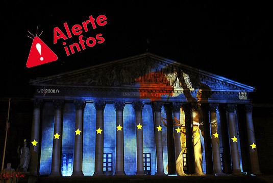 L'Assemblée nationale française inscrit l'état d'urgence dans la constitution