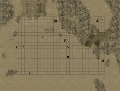 Map 15 [Désert]
