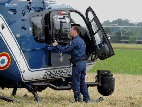 EC135 Gendarmerie Nationale (2)