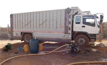 la contrebande de carburants