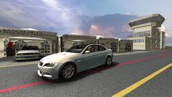 BMW M e92