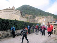 15 novembre 2016 - Le tour du Taillefer de la Drôme