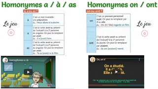 Orthographe et Dictées - Histoire des arts cycle 3