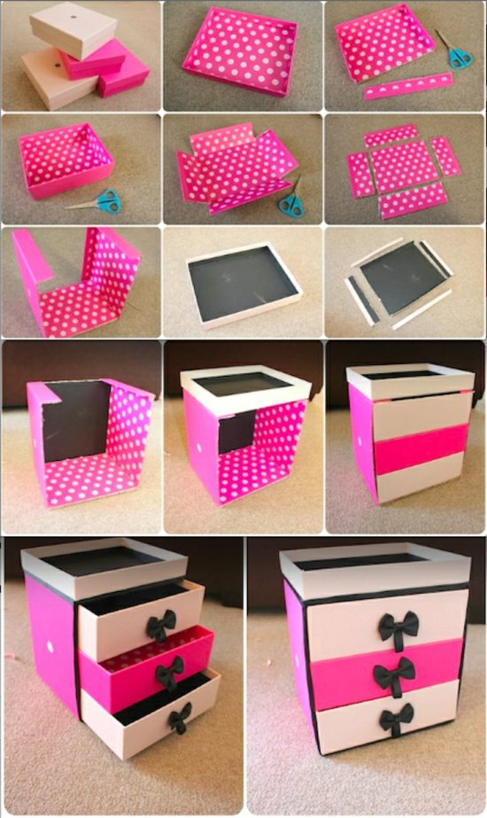 diy rangement etre une fille. Black Bedroom Furniture Sets. Home Design Ideas