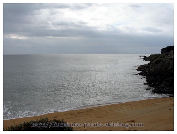 Balade du golf à la plage des sablons 2/2