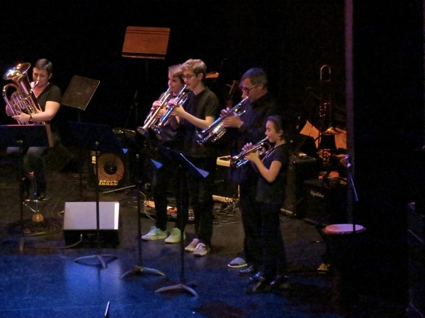 Le concert de l'Ecole Municipale de Musique (AMM) a eu un grand succès !
