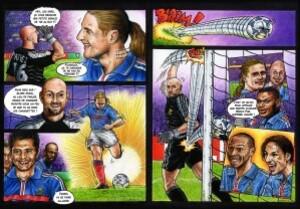 BD Foot période euro 2000