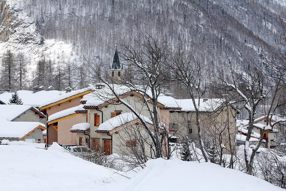 Bessans, vallée de la Maurienne, février 2016 (2)