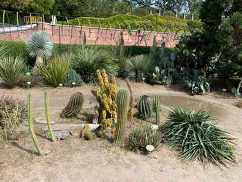 MADRID - jardin des plantes